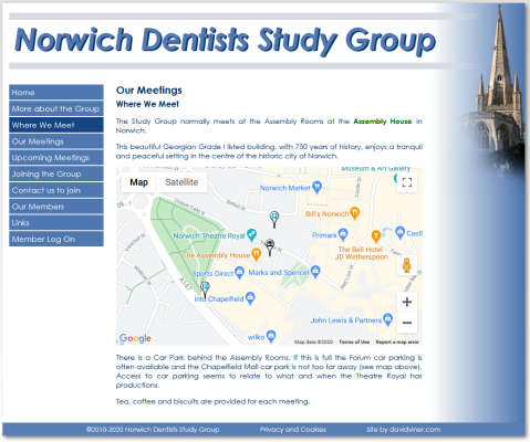 Norwich Dentists Study Group