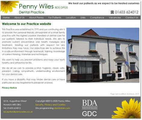 Penny Wiles Dental Practice