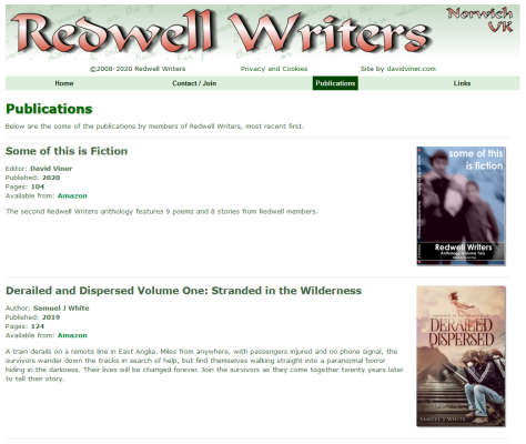 Redwell Writers